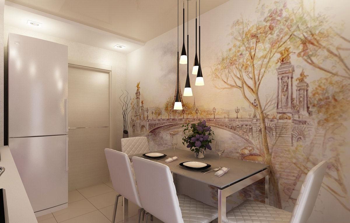 Деревянный детский Бежевый цвет в интерьере кухни и его сочетания фото